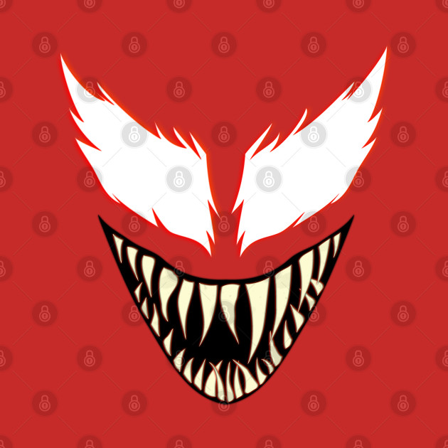 Forget symbiote. There is only Carnage