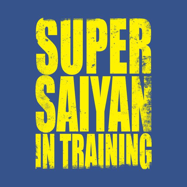 Super Saiyan in Training