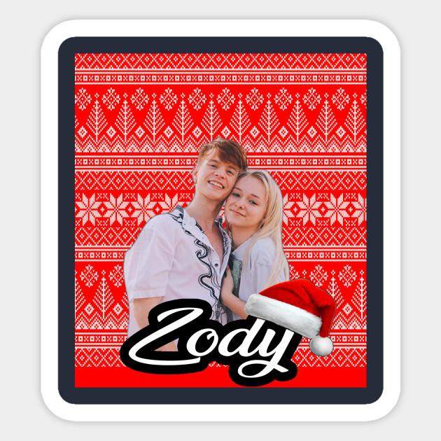 Zody Merch Christmas Apparel