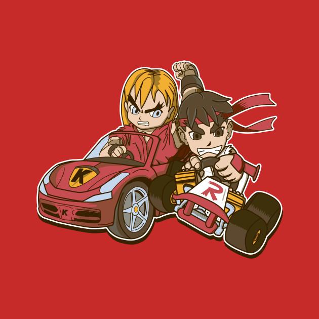 Super Ryu Kart T-Shirt