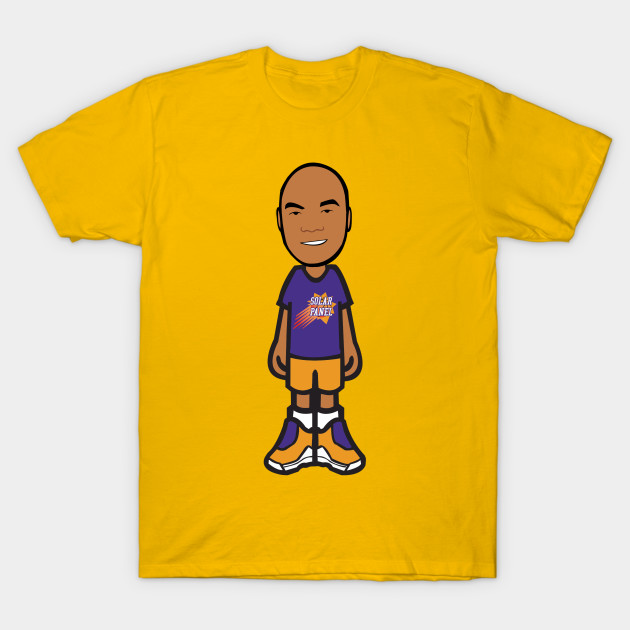 Barkley Solar Panel Nba T Shirt Teepublic