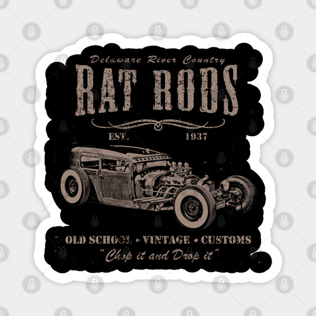 Delaware River Country Rat Rods
