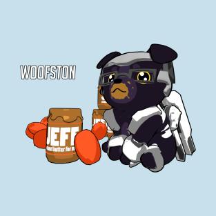 Woofston - Katsuwatch t-shirts