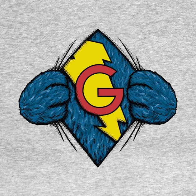 I´M Super Grover T-Shirt