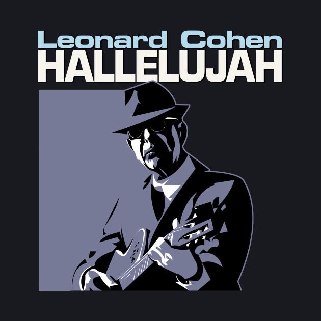Leonard Cohen Hallelujah