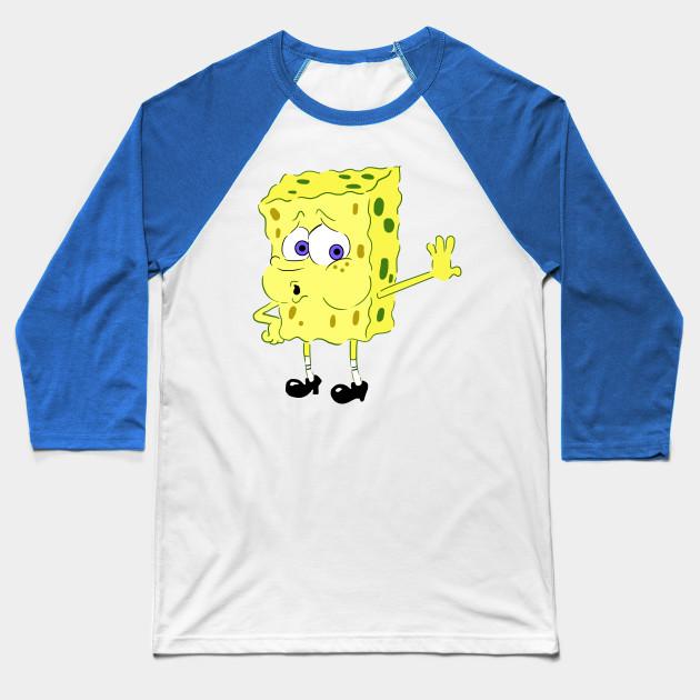 spongebob meme tired