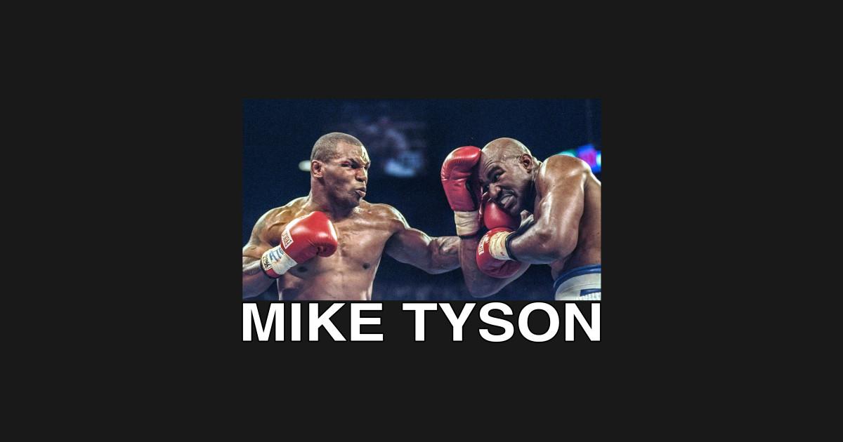 7188f4b64 Mike Tyson knockout - Mike Tyson - Almohada