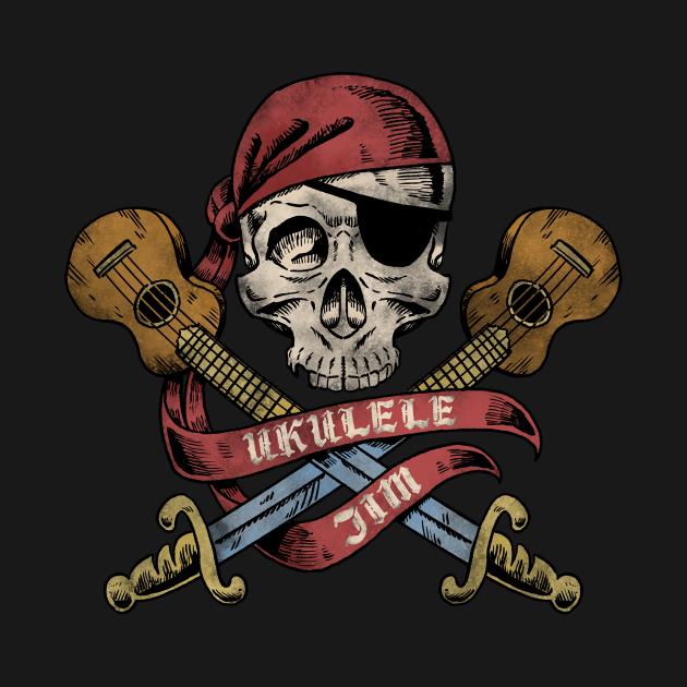 Ukulele Jim Pirate