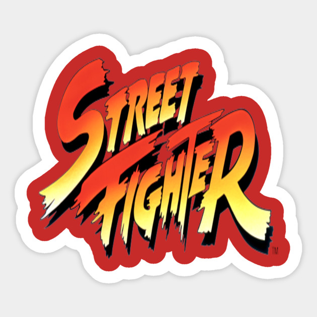 Street Fighter Street Fighter Logo Aufkleber Teepublic De This hd wallpaper is about street fighter logo, street fighter v, fighting, insignia, symbol, original wallpaper dimensions is 4096x2304px, file size is 349.08kb. teepublic