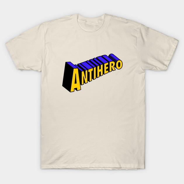 e8b626ec Antihero - Superman - T-Shirt | TeePublic