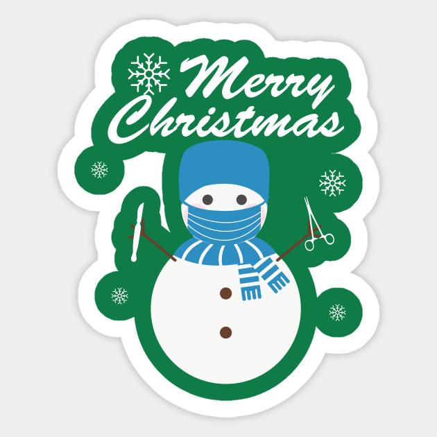 Snowman Surgeon gift Christmas Gifts