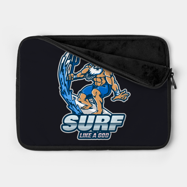 Surf like a God