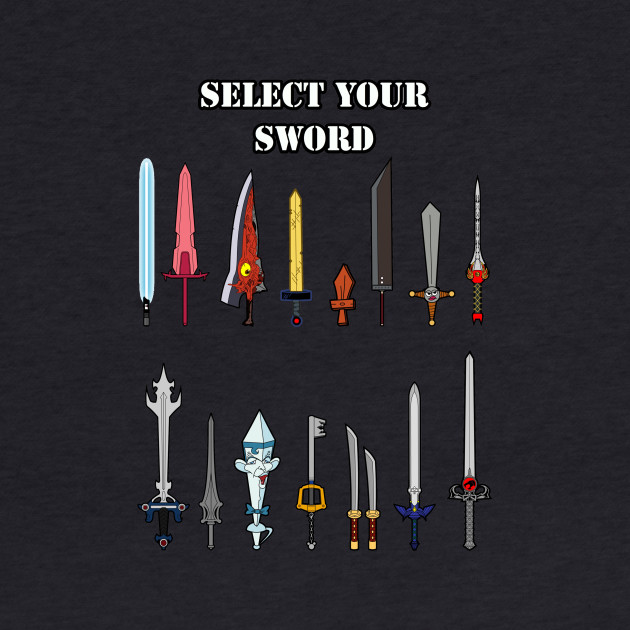 Select your Sword