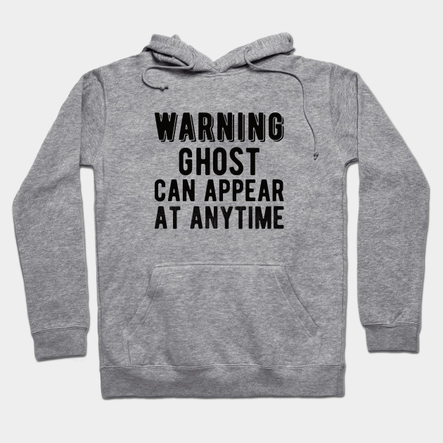 Paranormal Investigator Ghost Logo Hoody Hoodie Hooded Top