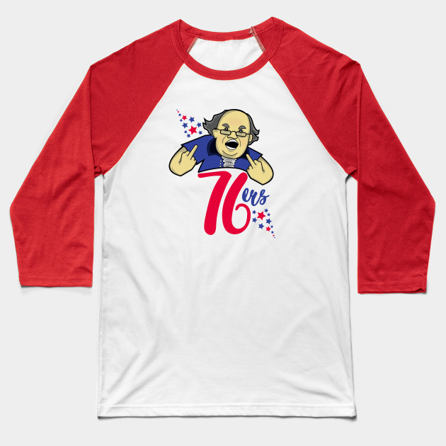 76ers Ben Franklin Alternate