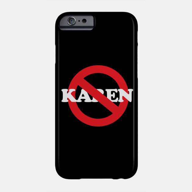 No Karen