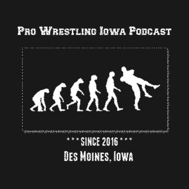 Pro Wrestling Iowa Podcast Logo