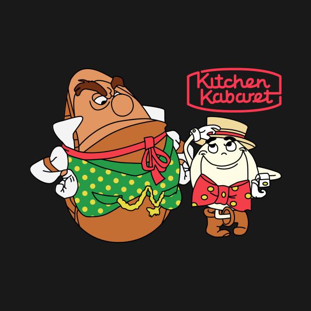 Kitchen Kabaret - Hamm & Eggz
