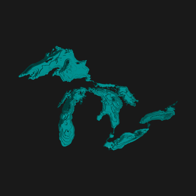 Great Lakes Depth