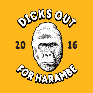 Dicks Out For Harambe 2016