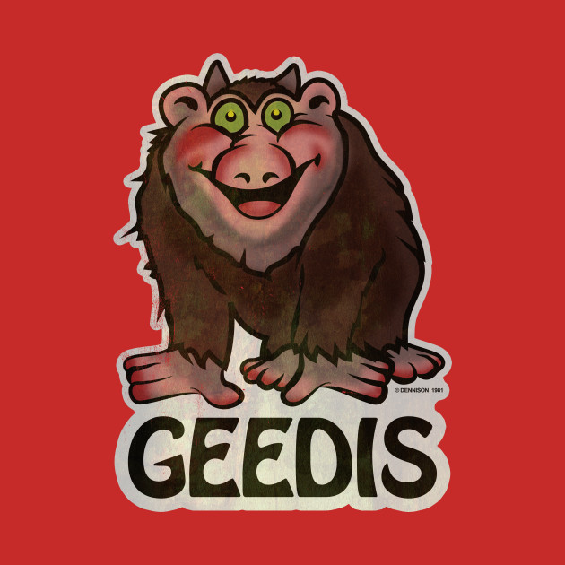 Geedis from The Land of TA