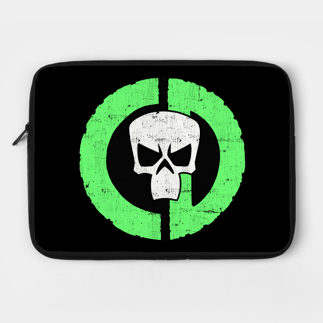 Council of Doom CD Skull Logo (Color, Distressed)
