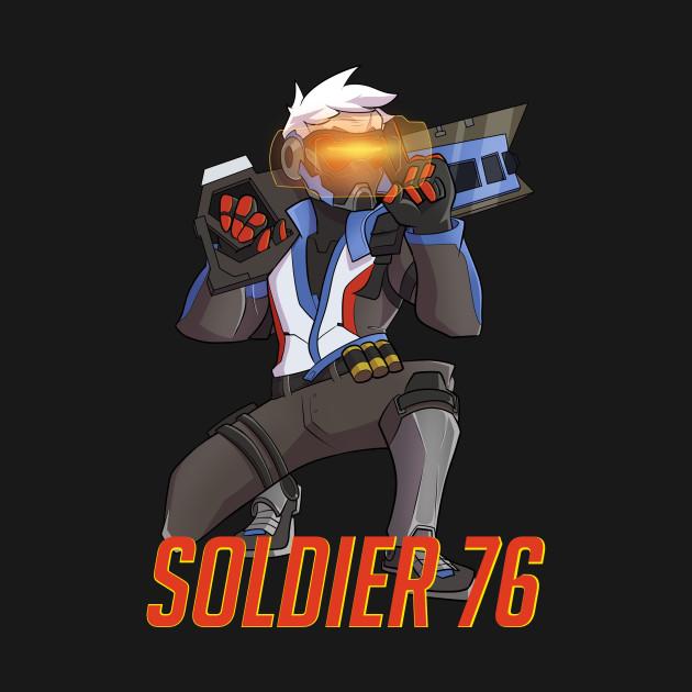 Overwatch Soldier 76 Tactical Visor