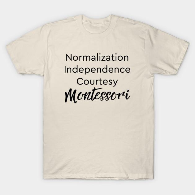 normalization montessori