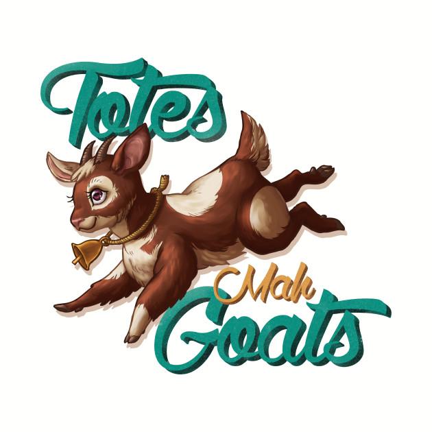 Totes Mah Goats (Light Version)