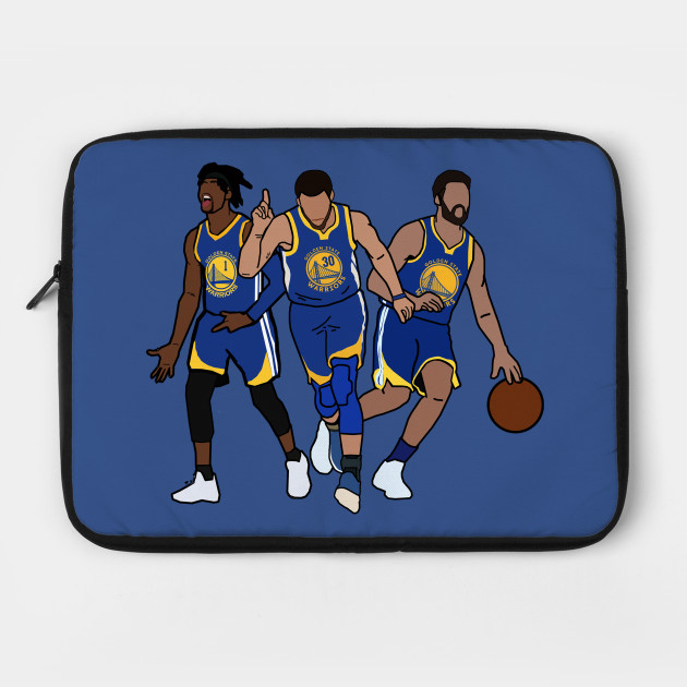 buy online 604f6 228d1 Steph Curry/Klay Thompson/D'Angelo Russell Golden State Warriors Big 3 2020  NBA by xavierjfong