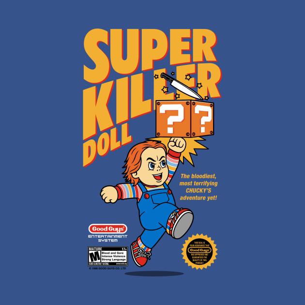 Super Killer Doll