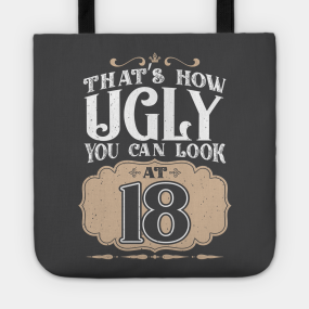18th Birthday Gift For Him Totes | TeePublic