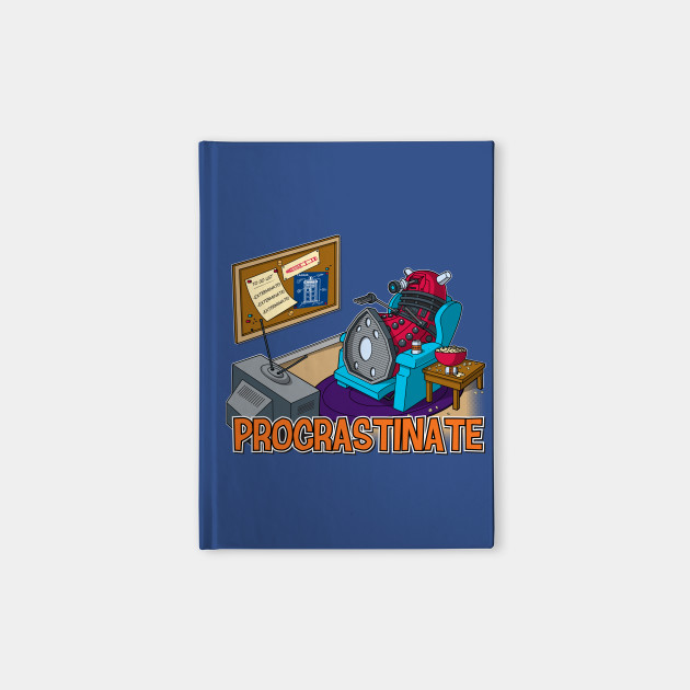 Procrastinate (Color Variant)