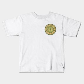 6b87975b Blu Bird Sanctuary Kids T-Shirt