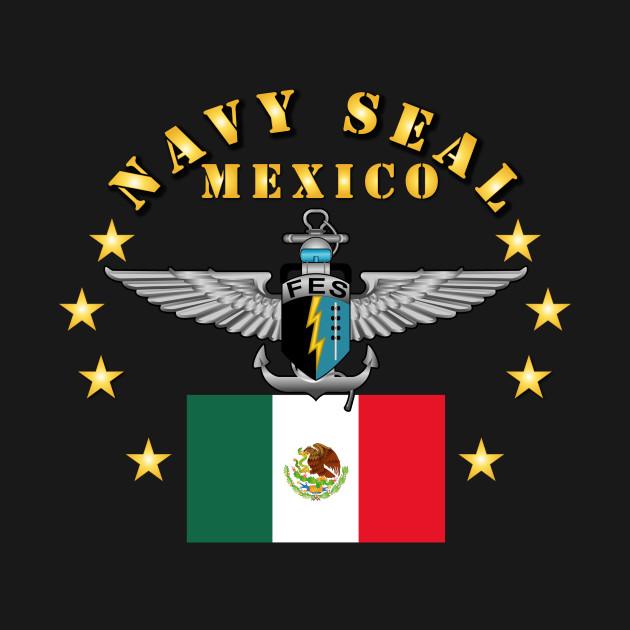 Navy Seal Mexico Navy Seal Mexico T Shirt Teepublic