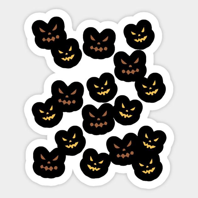 Evil Laugh Halloween Jack O Lantern Pumpkin Face Gift