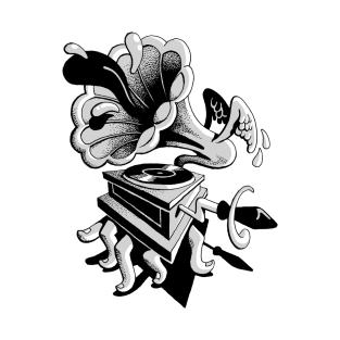 Twisted Gramophone t-shirts