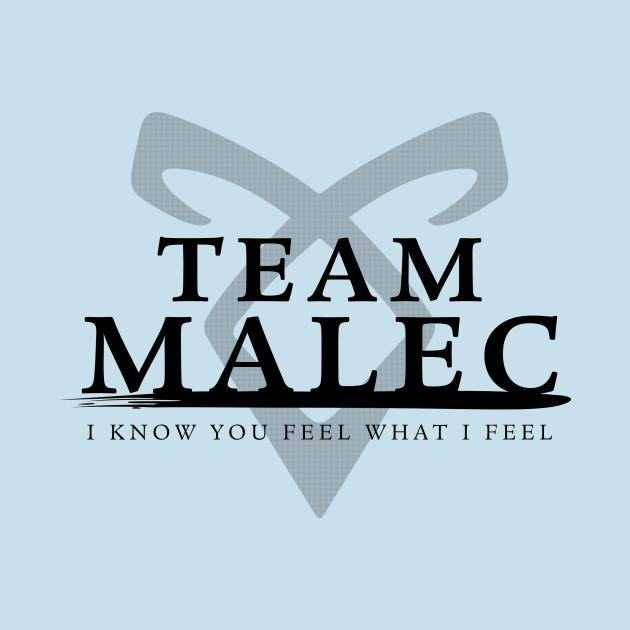 Shadowhunters Team Malec Aleclightwood T Shirt