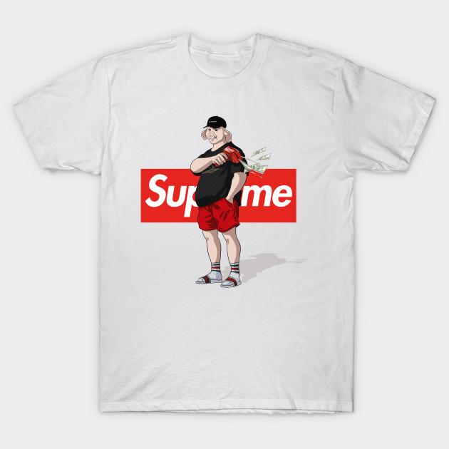 supreme x gucci supreme t shirt teepublic