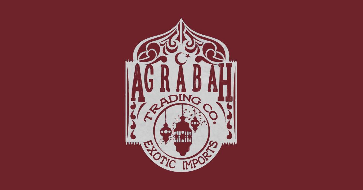 agrabah trading co - aladdin