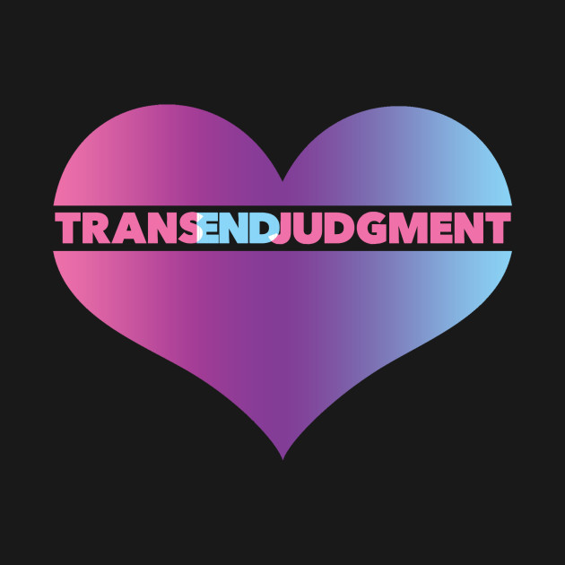 TransEndJudgment - Multicolor Heart Only