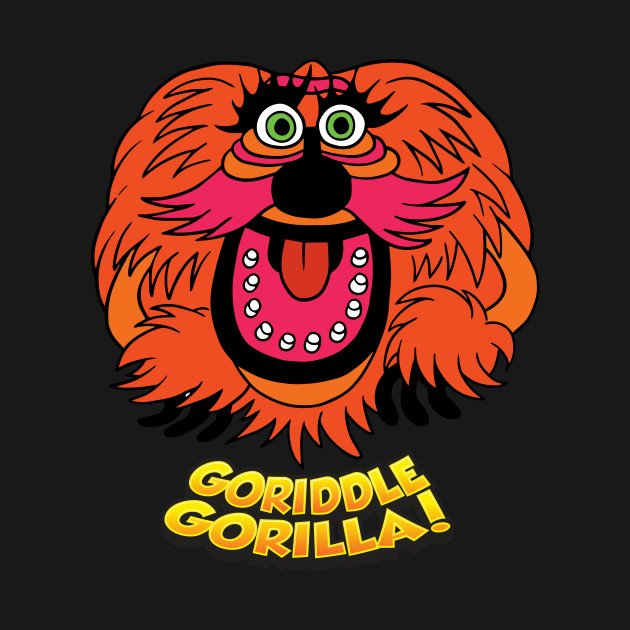Goriddle Gorilla (Great Space Coaster)