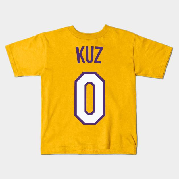 kyle kuzma jersey shirt