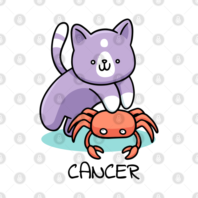 Cute Cancer Kitten
