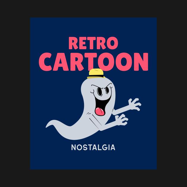 Retro cartoon Nostalgia