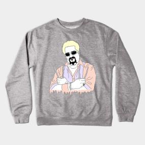 Guy Crewneck Sweatshirts Teepublic