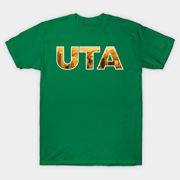 wholesale dealer f3427 0426e Utah Jazz UTA Skyline