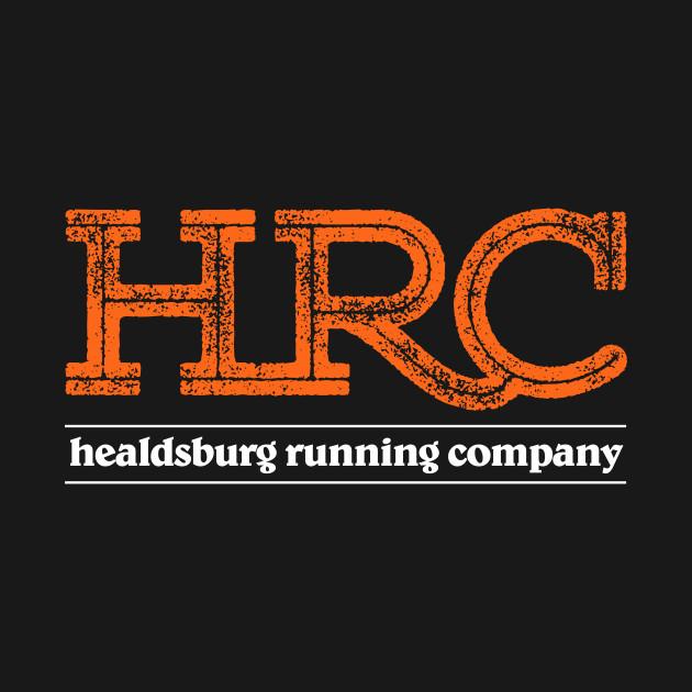 Healdsburg Running Company (white type)