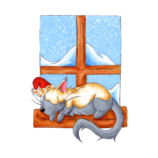 Christmas Catnap