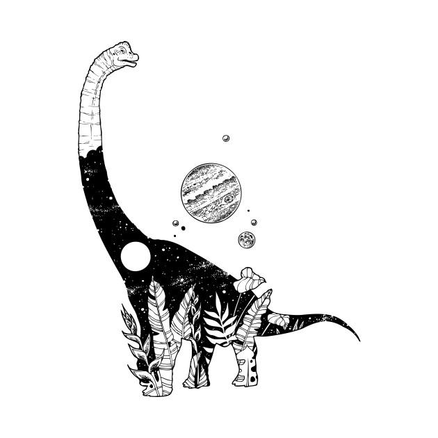 Cosmic Brachiosaurus